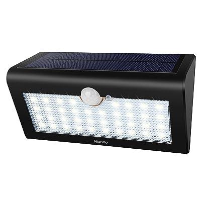 Albrillo Lampe Solaire LED Étanche IP65, 38 LEDs Lumière Solaire ...