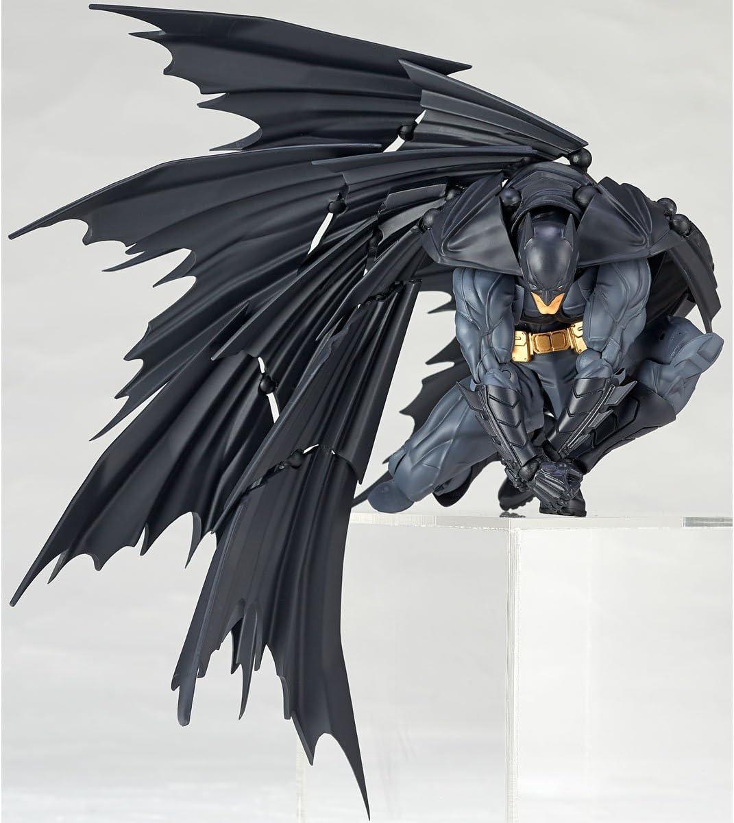 Batman Action Figure Kaiyodo Revoltech Amazing Yamaguchi No.009 16cm
