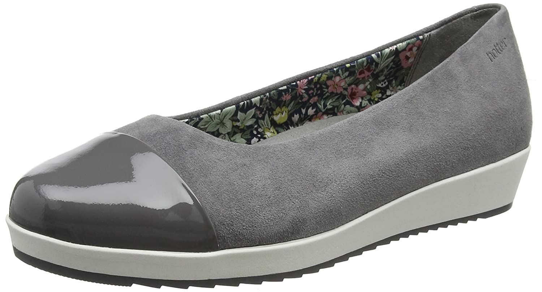 Hotter Angel - Zapatos de tacón con Punta Cerrada Mujer