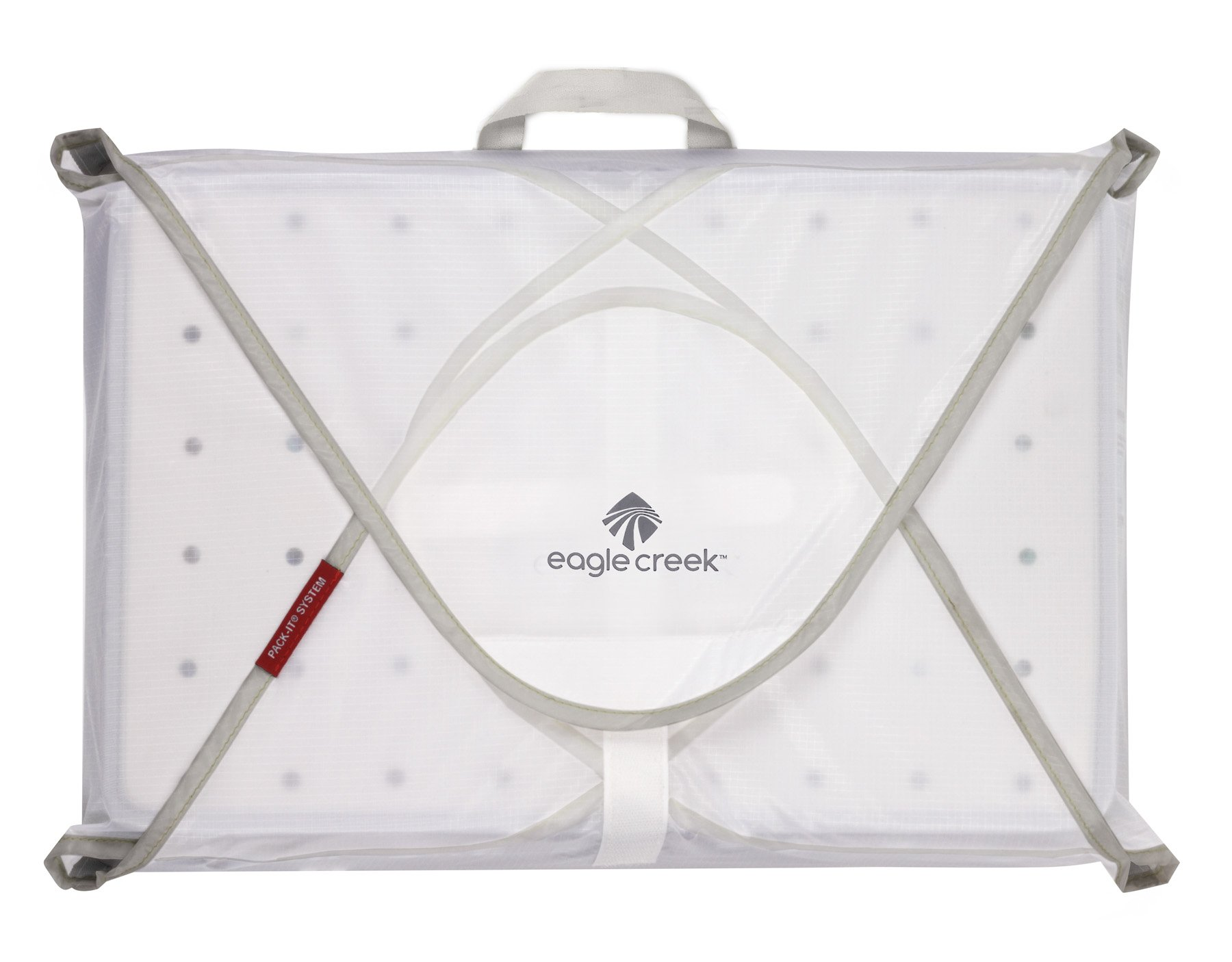 Eagle Creek Pack-It Specter Garment Folder Packing Organizer, White/Strobe (L) by Eagle Creek