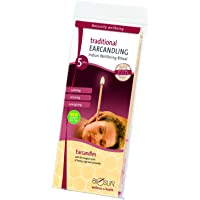 Hopi Ear Candles 5 Pairs - 5pair