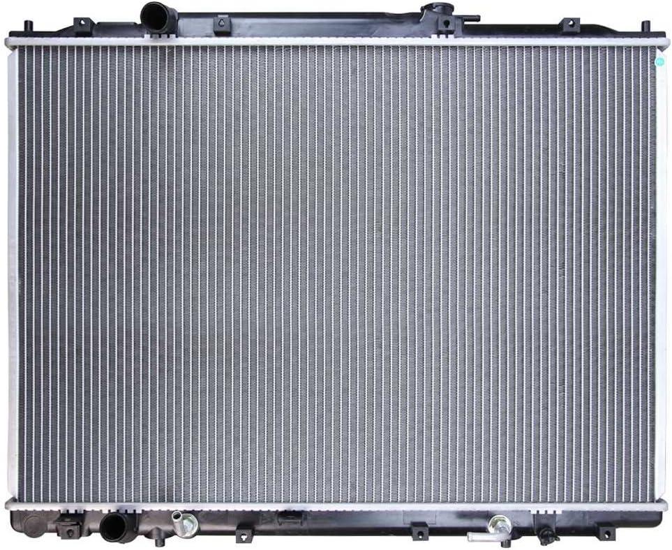 Prime Choice Auto Parts RK1134 Aluminum Radiator