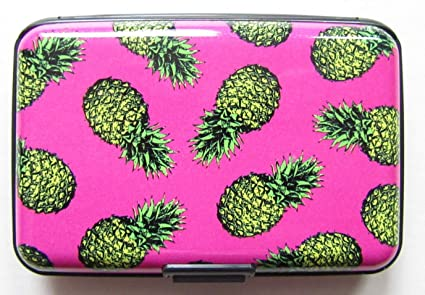 Pineapples - Funda protectora para tarjeta de crédito y ...