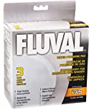 Fluval FX5 Fine Filter Water Polishing Pad - 3-Pack
