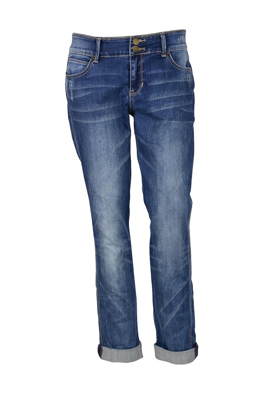 INC Denim Womens Regular Fit Straight Leg 5 Pocket Jeans