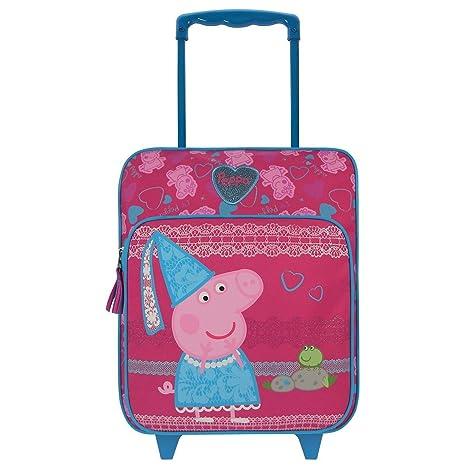 Maleta infantil, diseño de Peppa Pig: Amazon.es: Equipaje