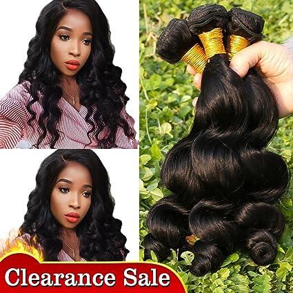 Extensiones económicas de cabello rizado estilo brasileño Yavida Hair 7a, 3