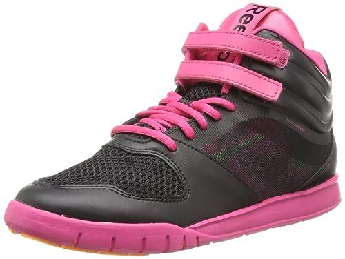 2ebff9921ac7f9 Reebok Dance Urlead Mid Womens Dance Sneakers