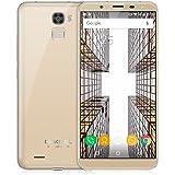 "Ulefone S7 Smartphone Smartphone 3G Android 7.0 (MTK6580 Quad core 1.3GHz, 5.0"" HD Schermo, 1GB RAM 8GB ROM, 8MP+5MP+5MP Camera, Dual SIM, 2500mAh Batteria, Gesti intelligenti, GPS, WIFI) Blu"