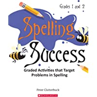 Spelling Success - Grades 1 & 2
