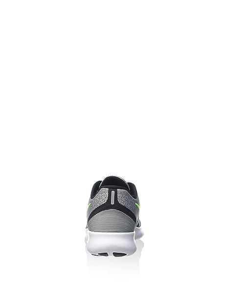 Nike Free RN, Zapatillas de Running para Hombre, Negro Black ...