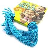 Les Trésors De Lily [M5349] - 3 bracelets élastiques 'Coloriage' turquoise
