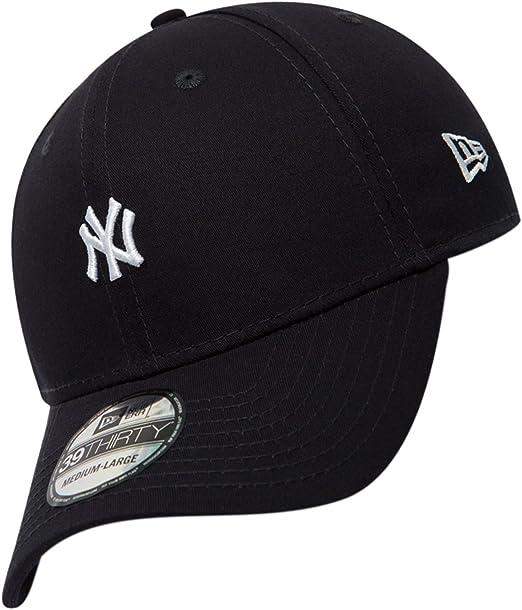 New Era Mini Logo Essential NY Yankees Snapback navy: Amazon.es ...