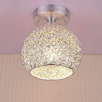 Amazon mini modern chandeliers creative aluminum ceiling light mini modern chandeliers creative aluminum ceiling light for girls room bedroomhallway and closet mozeypictures Gallery