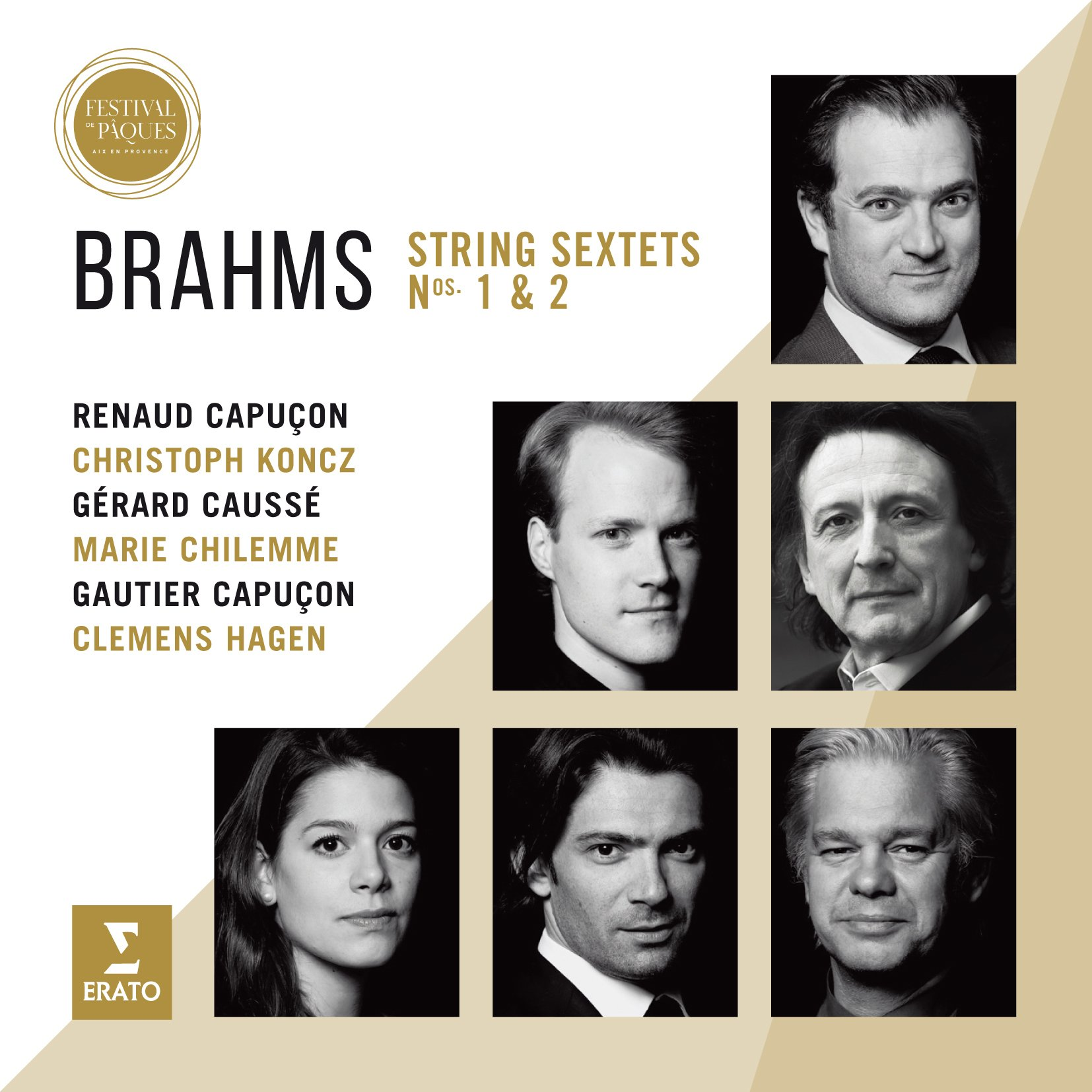 Brahms:  String Sextets Nos. 1 & 2 - Live from