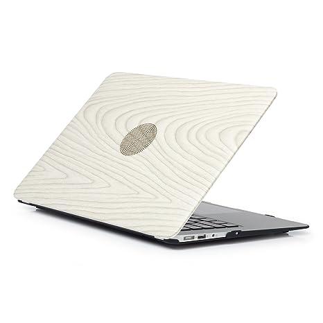 RQTX Funda Duro MacBook Air 13 Plástico Portátiles ...