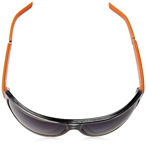 Sting Eye, Gafas de Sol Unisex Adulto, Naranja (Grigio), 95 ...
