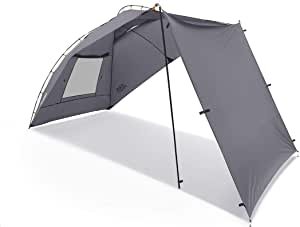 Portable Awning/Canopy/Sun Shade Privacy Wall Camping ...