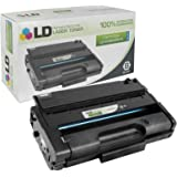 LD © Remanufactured Replacement for Ricoh 406989 High Yield Black Laser Toner Cartridge for use in Ricoh Aficio SP 3500DN, 3500N, 3500SF, 3510DN, and 3510SF Printers