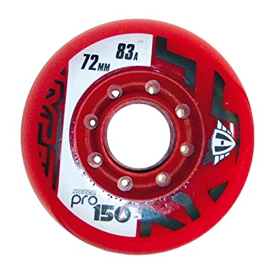 Hyper Hockey Pro 150 124445 Outdoor Wheels 76/83A : Replacement Skate Wheels : Sports & Outdoors