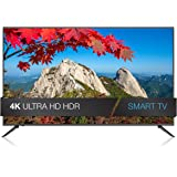 JVC 4K Ultra HD HDR Smart TV - 49'