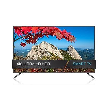 8c06e9dcdd96 Amazon.com: JVC 4K Ultra High Definition HDR Smart TV - 43