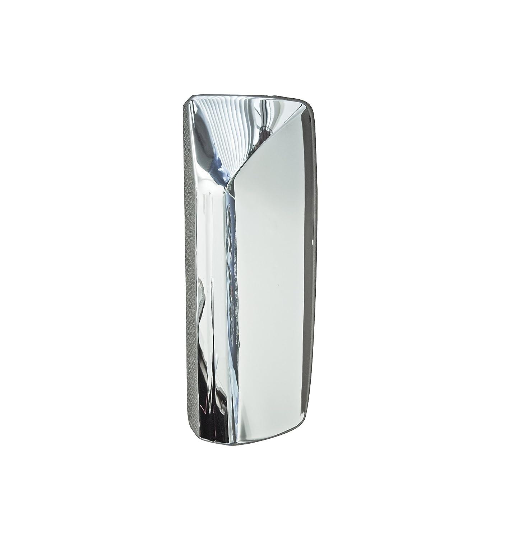 QSC Door Mirror Chrome Cover Set Left /& Right for Volvo VNL Trucks