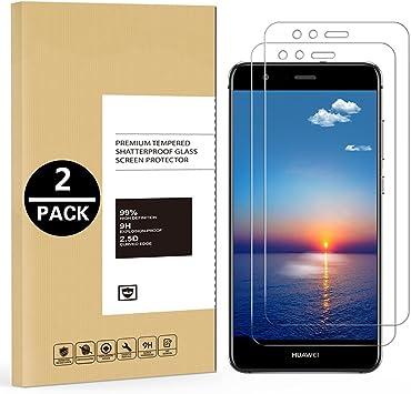 Mosoris 2 Pack Protector de Pantalla para Huawei P10 Lite ...