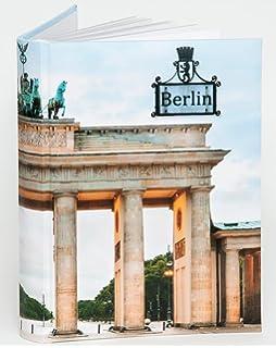 Fotoalbum Berlin 30cm x 30cm 60 Seiten ecru Nr.1