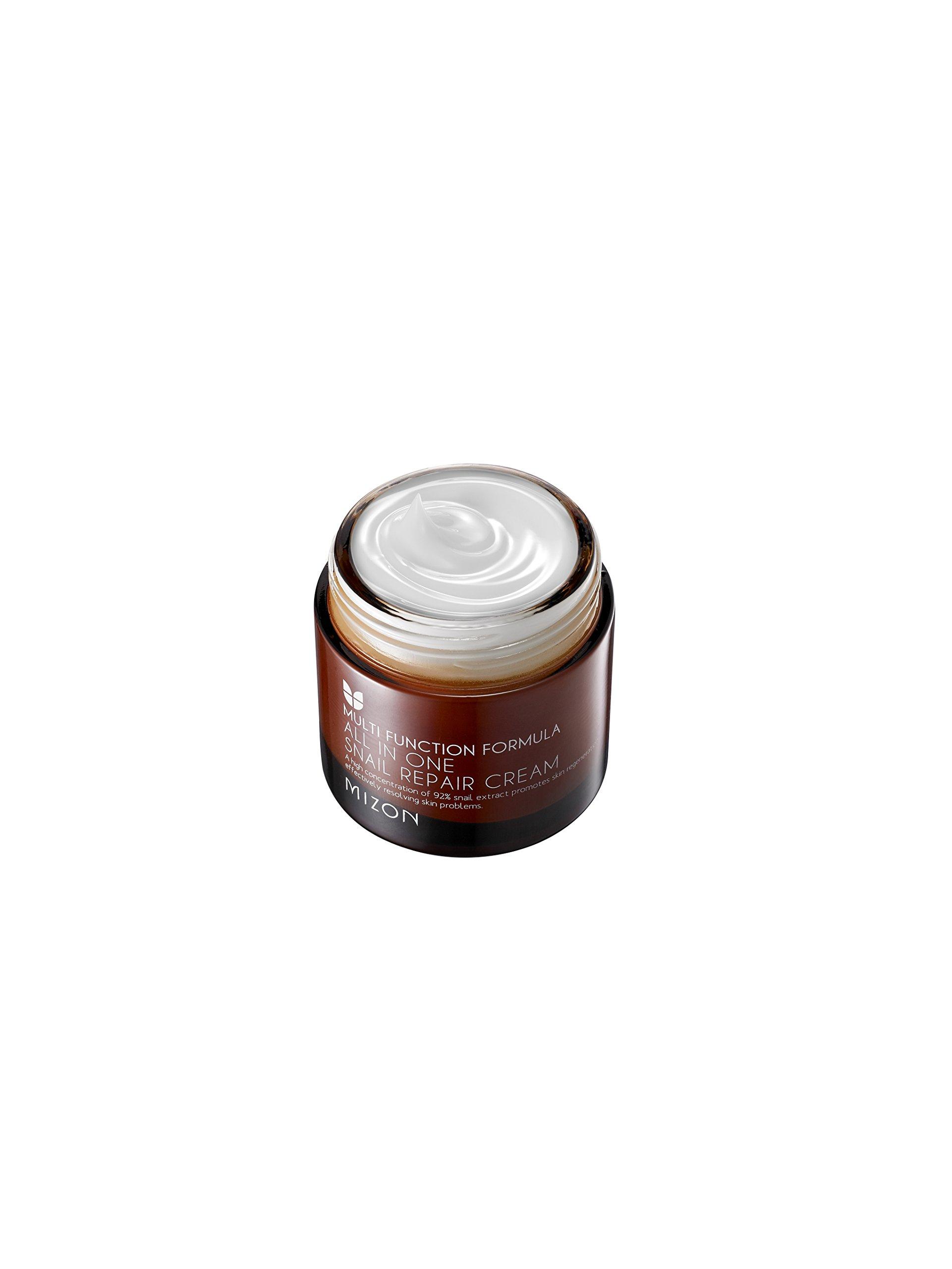 [MIZON] All In One Snail Repair Cream, 75ml