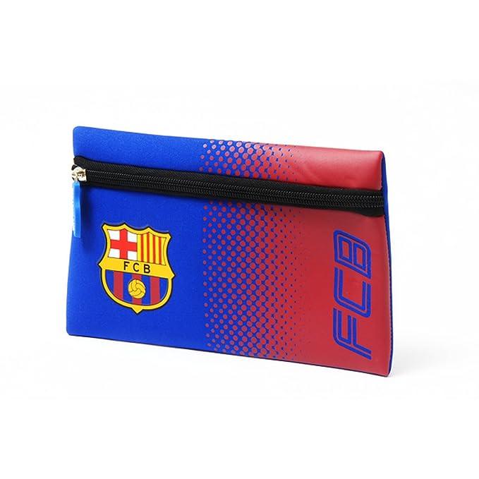 Amazon.com: Fútbol Cresta oficial del FC Barcelona Diseño ...
