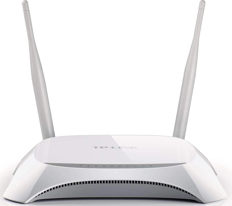 TP-Link TL-MR3420 3G/4G WLAN-Router: Amazon.de: Computer & Zubehör