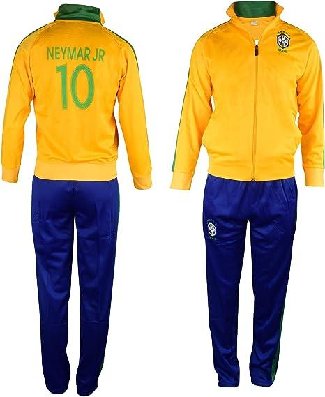 Ventilador – Mochila para niños Brasil Neymar Jr # 10 Fútbol niños ...