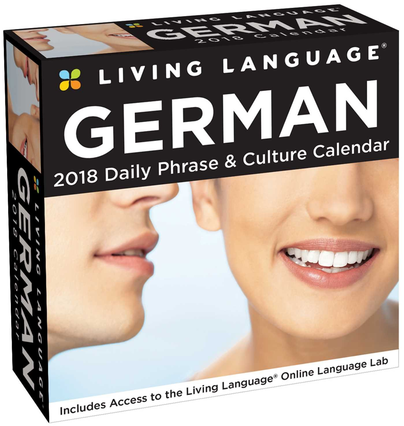 Living Language: German 2018 Day-to-Day Calendar by Andrews McMeel Publishing