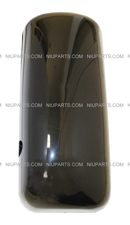 Driver Side Door Mirror Power Heated Black Fit: Kenworth T660 T600 T370 T270 T170 T800 T470 T440