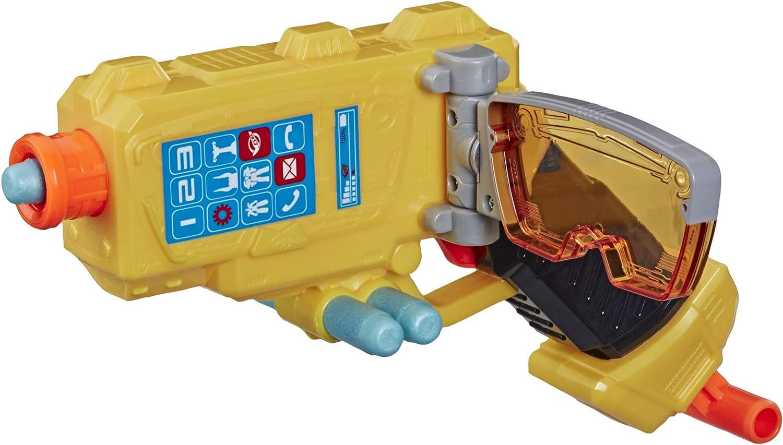 Power Rangers- BM Striker Morpher Blaster, Multicolor (Hasbro E5904EU4)