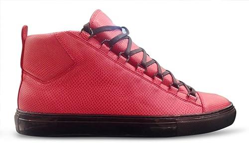 Balenciaga Precious Arena - Zapatillas para hombre rojo rojo 43 EU: Amazon.es: Zapatos y complementos