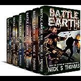 Battle Earth - Box Set (Books 7-12)