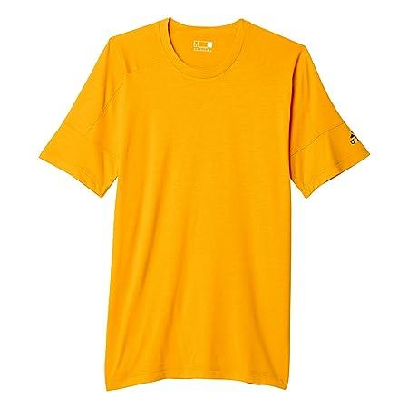 adidas Herren Side Tee Plain T-Shirt