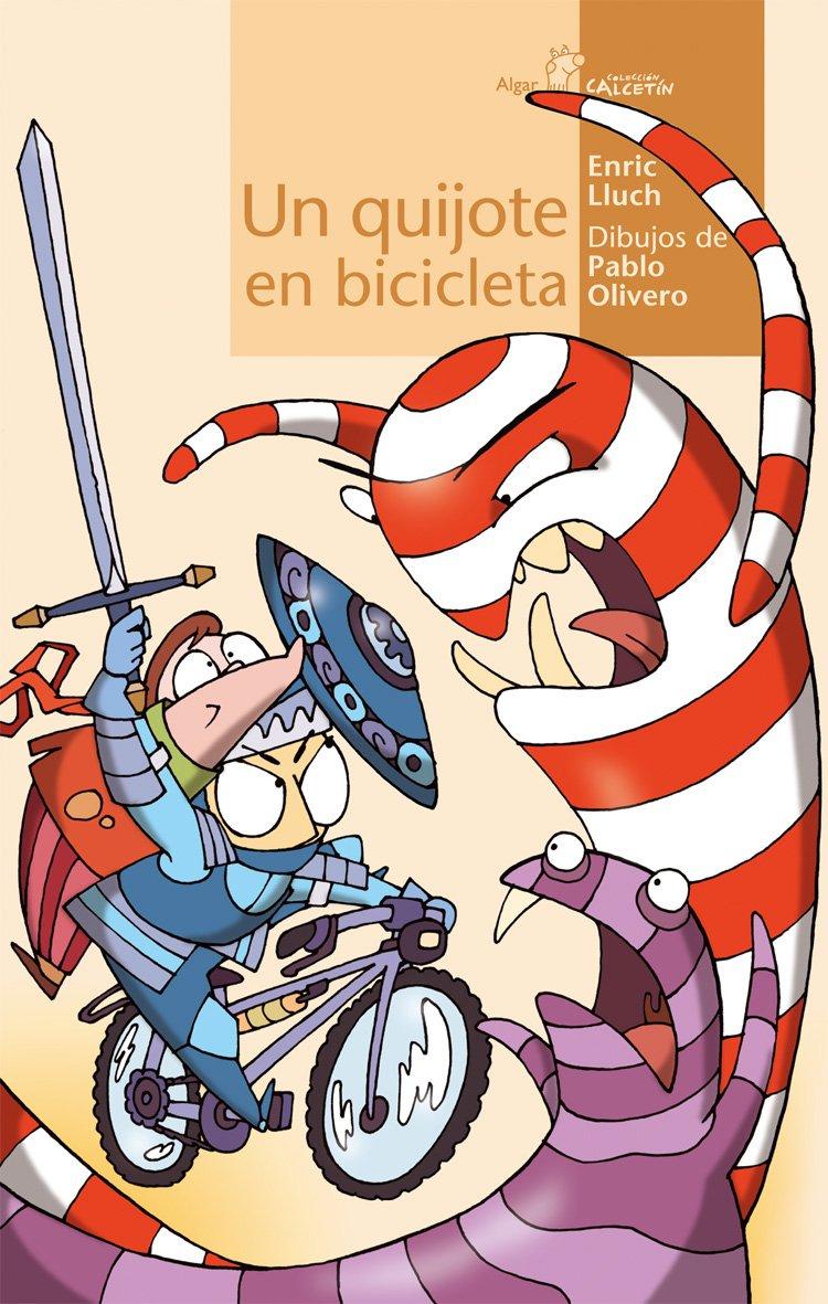 Un Quijote en bicicleta: Enric Lluch: 9788495722881: Amazon.com: Books