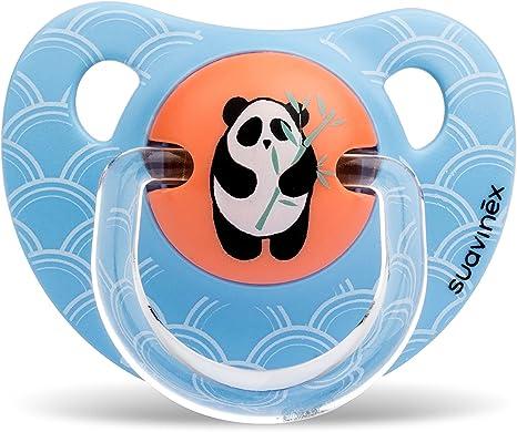 Suavinex Chupete Physio Panda 2/piezas