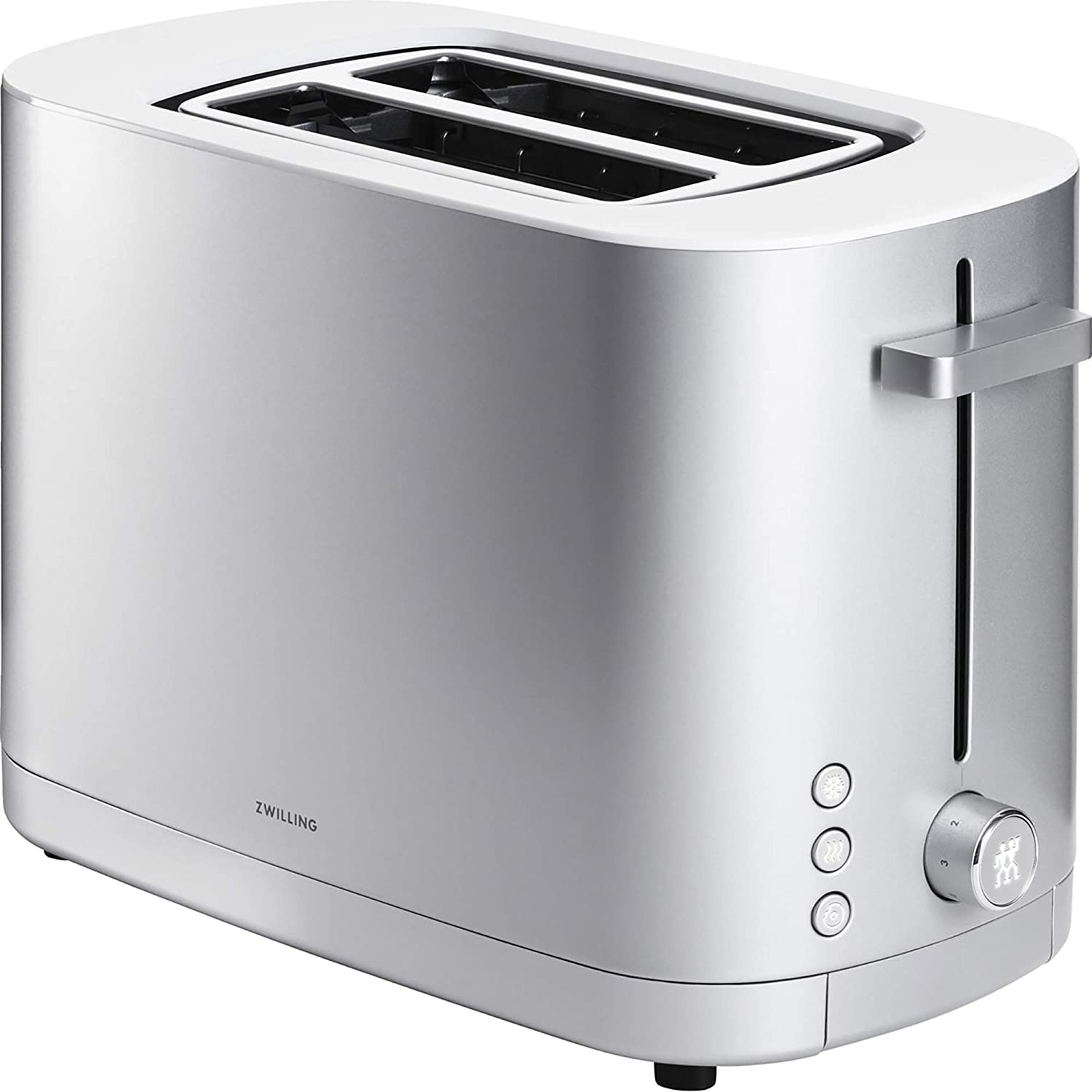 ZWILLING Enfinigy 2-slot Toaster - Silver