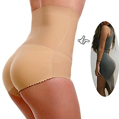 040f8f4aab89c FUT New Body Shaper Underwer Butt Lifter Hip Enhancer Padded Seamless Panty  Boyshort