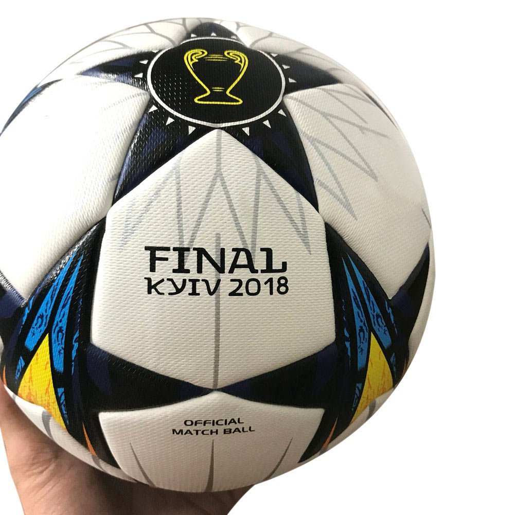 Alextry 5 Talla Balón Fútbol Cuero Sintético Fútbol Infantil ...