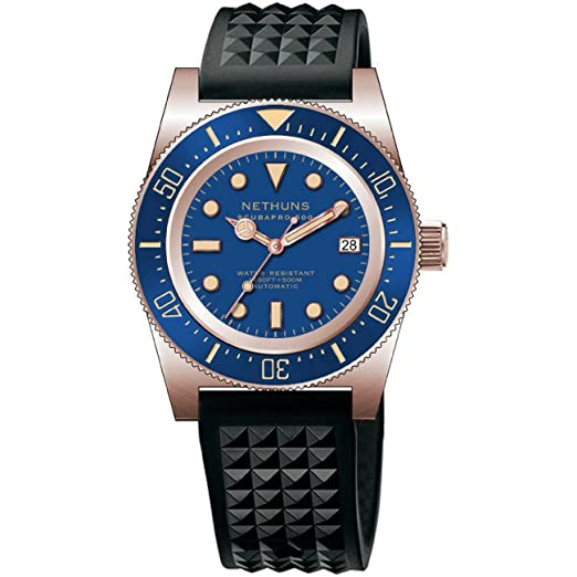 nethuns scubapro 500 M Diver sps522 Hombres del reloj: Amazon.es: Relojes