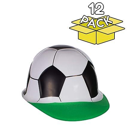 Amazon.com: Balón de fútbol cap-12 Pack: Toys & Games