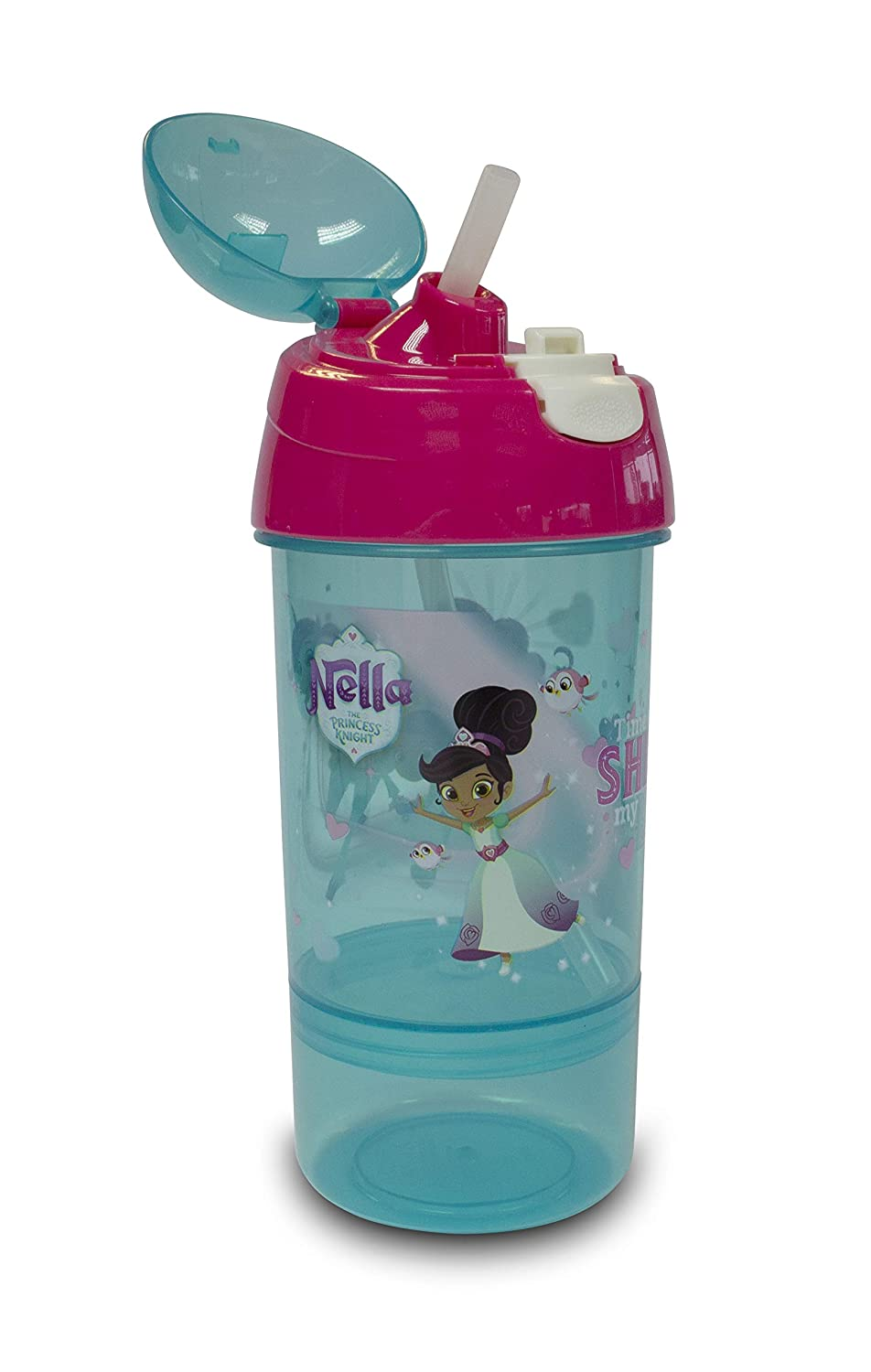 Green and Pink Nella the Princess Knight 83325AMA Lunch Bag