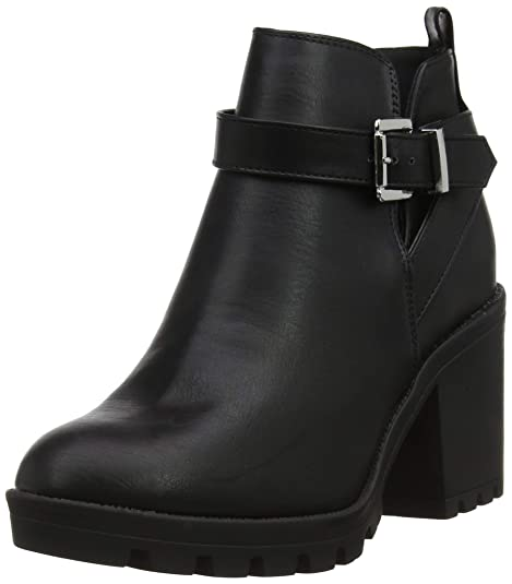 New Look Wide Foot Billie, Botines para Mujer, Negro (Black 1), 41 EU: Amazon.es: Zapatos y complementos