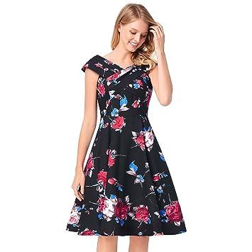 Festlich Partykleid | Damen Kleid Europäischen und Amerikanischen ...