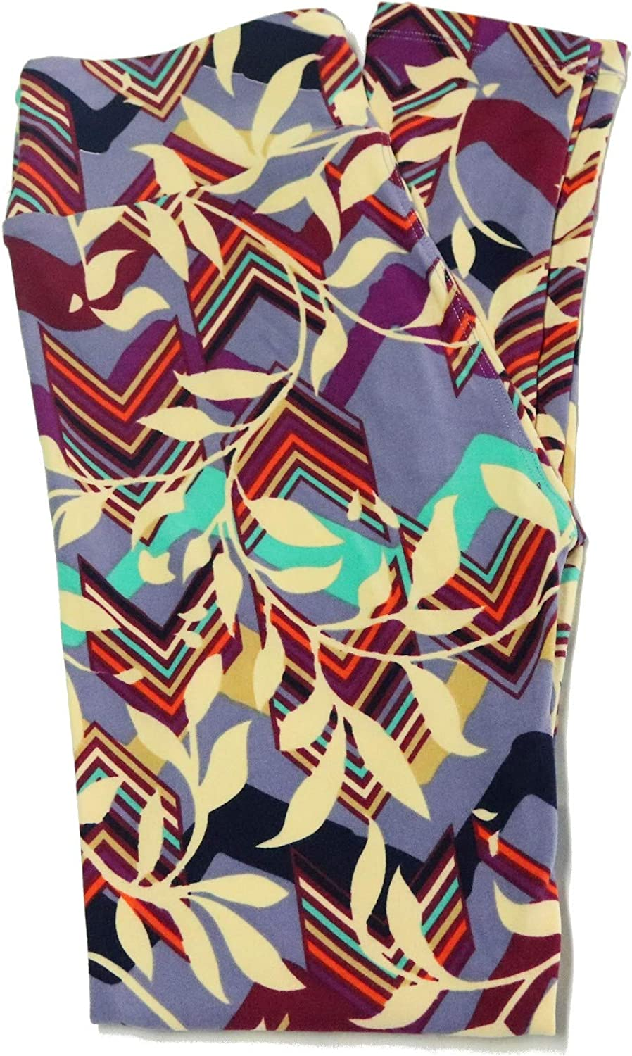 Lularoe Mystery Leggings Tall Curvy TC